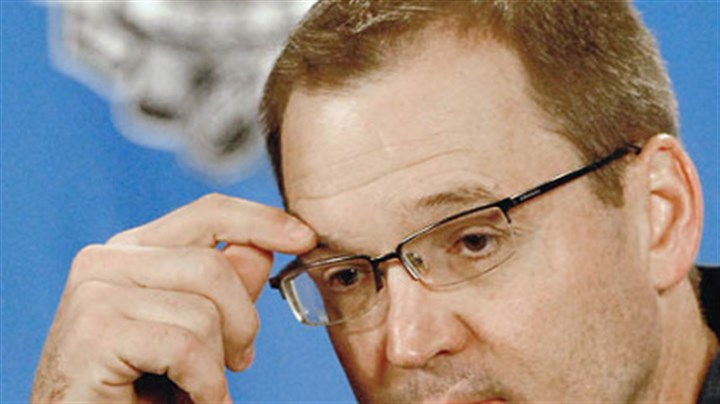 Dan Bylsma Dan Bylsma understands what faces the Penguins.