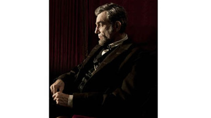 Daniel Day-Lewis Daniel Day-Lewis as Lincoln.
