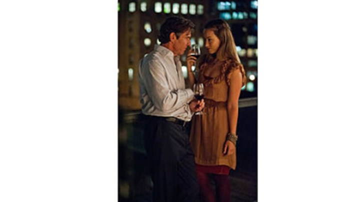 "Dennis Quaid and Olivia Wilde Dennis Quaid and Olivia Wilde are part of the cast of ""The Words,"" written and directed by Brian Klugman and Lee Sternthal."