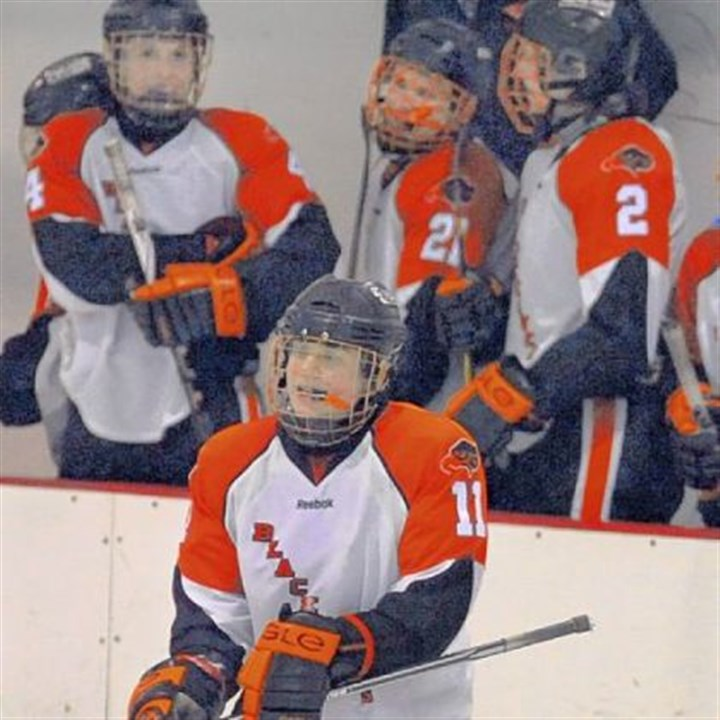Derek Lesnak Bethel Park's Derek Lesnak is the Black Hawk's returning leading scorer (36 points last season) and scored the winning goal in Bethel Park's 2-1 triple-overtime win against North Allegheny in the Penguins Cup quarterfinals.