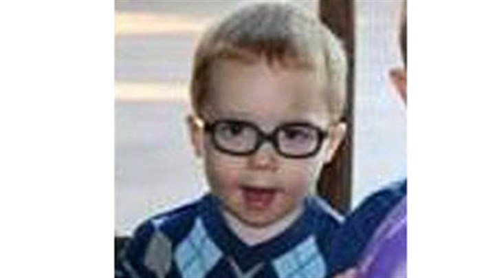 Derkosh Relatives identified the child who was killed Sunday as Maddox Derkosh, 2, of Whitehall.