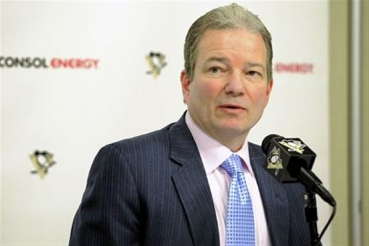 "General manager Ray Shero General manager Ray Shero, right, added his vote of confidence for Mr. Bylsma. ""I believe he's the coach to take us forward. I have faith in his ability."""
