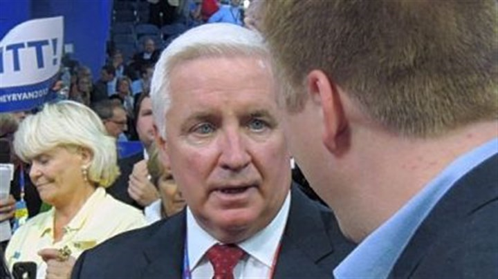 "Gov. Tom Corbett Gov. Tom Corbett described his relationship with the lawmakers as one that still is ""learning, growing."""