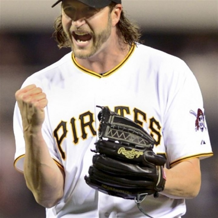 grilli Pirates closer Jason Grilli has become one of the best closers in the majors.