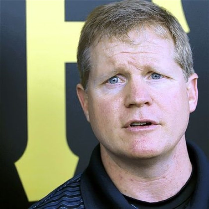 huntington Pirates general manager Neal Huntington