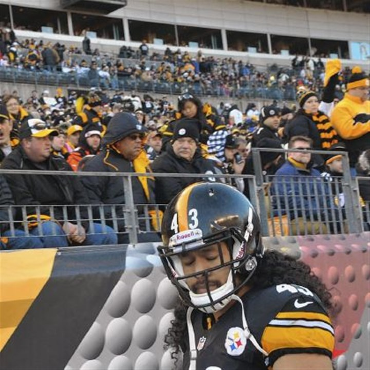 Injuries limited Troy Polamalu Injuries limited Troy Polamalu to seven games last season. He has played a full 16-game schedule just once in the past four years.