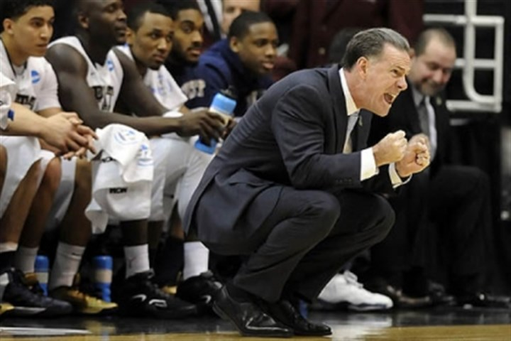 Jamie Dixon Pitt head coach Jamie Dixon yells out to his team as it takes on Wichita State, which knocked Pitt out of the NCAA tournament earlier this week. Today, Dixon agreed to a 10-year contract extension.