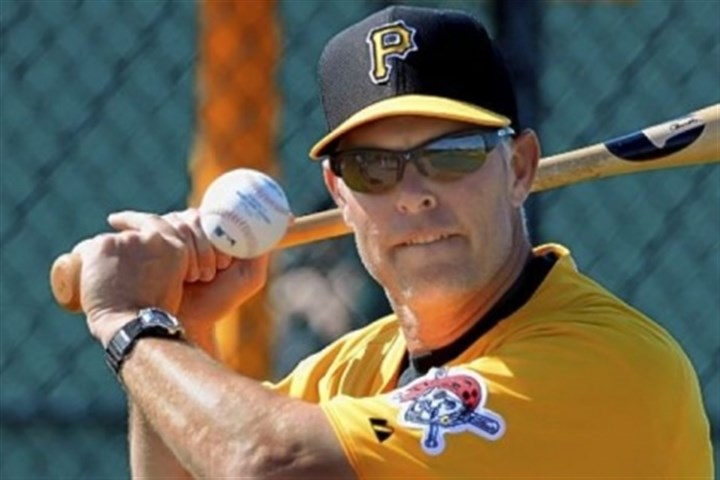 JayBell Pirates hitting coach Jay Bell doesn't talk to the players about their struggles with avoiding strikeouts.