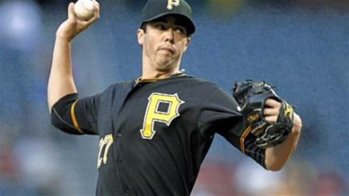 Jeff Karstens The Pirates signed Jeff Karstens to a one-year deal.