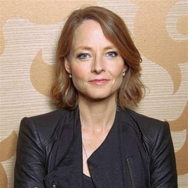 Jodie Foster Actress Jodie Foster will receive the Hollywood Foreign Press Association's Cecil B. DeMille Award at the 70th annual Globes ceremony on Jan. 13.