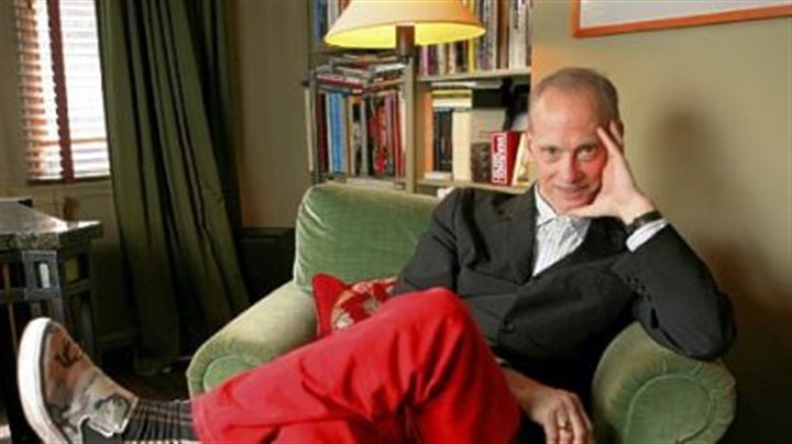 John Waters Writer and director John Waters, shown at his home in New York in 2008, will lead an evening gallery walk on Jan. 31 at The Andy Warhol Museum.