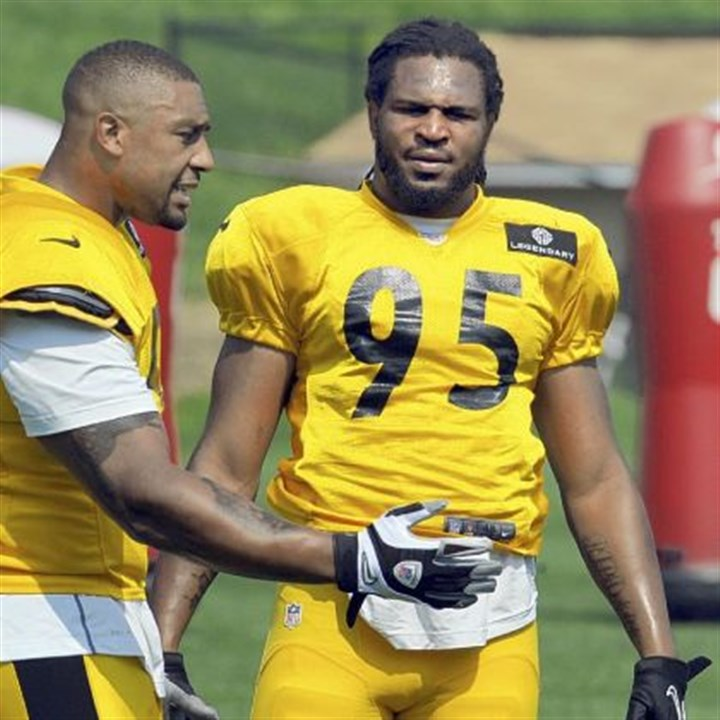 jones1 Jarvis Jones, whose chest was injured in the fourth quarter, was released Sunday from the hospital. Tests showed no damage.
