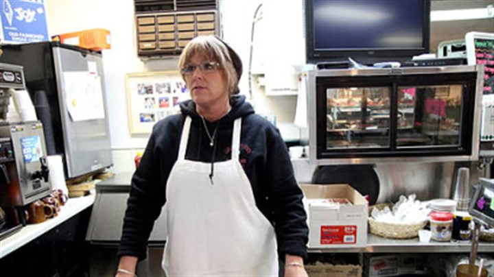 Kim Grimm Kim Grimm is the owner of Canal Street Diner in Bolivar, Ohio, a small town south of Canton. She believes Barack Obama deserves four more years to remedy the mistakes of the Bush administration.