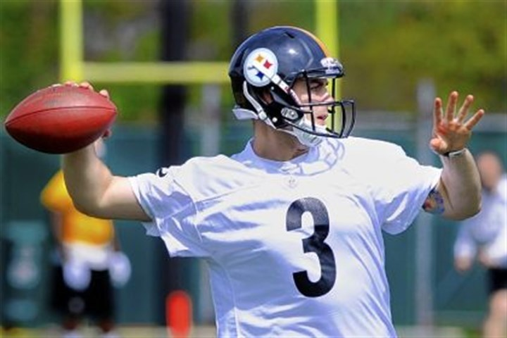 landry Steelers' Landry Jones
