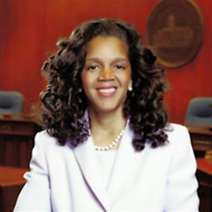 Linda Thompson Harrisburg Mayor Linda Thompson, running for re-electon