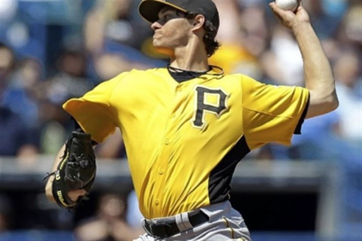 Locke Thanks to his spring training performance, Jeff Locke earned the role as the Pirates' No. 5 starter.