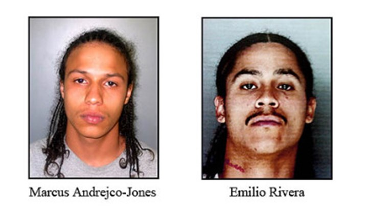 Marcus Andrejco and Emilio Rivera Emilio Rivera, 27, of McKees Rocks, and Marcus Andrejco, 19, of Rankin, are charged with attempted homicide, robbery and aggravated assault for the April 4, 2011, incident on Miller Avenue in Clairton.