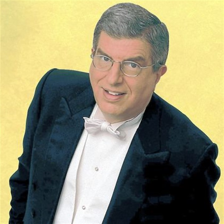 Marvin Hamlisch The late composer and Pittsburgh Pops conductor Marvin Hamlisch.