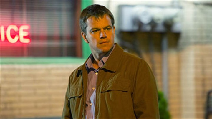 Matt Damon Matt Damon stars as Steve Butler in Gus Van Sant's contemporary drama 'Promised Land.'