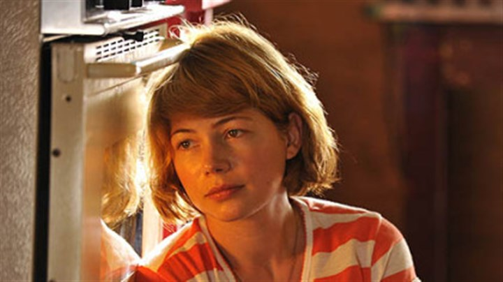 "Michelle Williams Michelle Williams portrays an unhappy wife in ""Take This Waltz."""