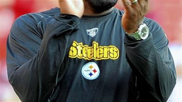 Mike Tomlin Steelers head coach Mike Tomlin was excited to get the season underway against the Redskins before Friday night's game at FedEx Field in Landover, Md.
