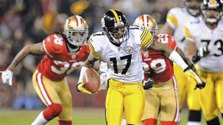 Mike Wallace Mike Wallace in a game at San Francisco last season.