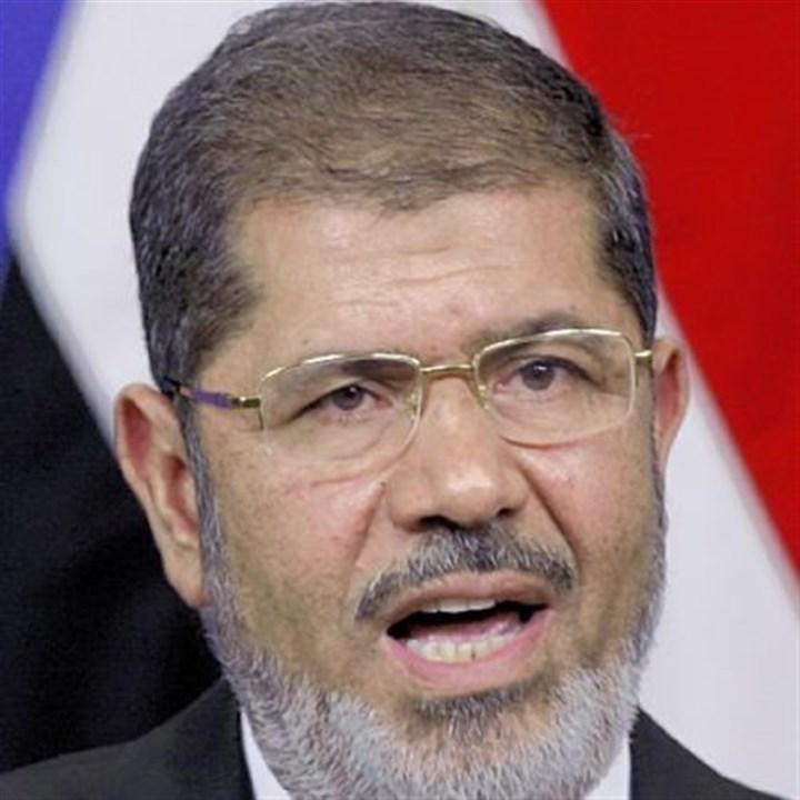 mohamed morsi - photo #21