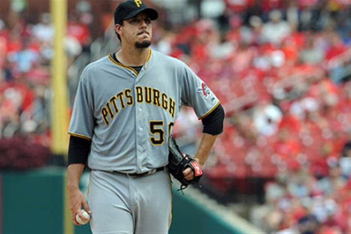 morton Charlie Morton struggled Sunday in St. Louis, but the Pirates seemingly have nowhere to go but up as they head to Texas to play the Rangers.