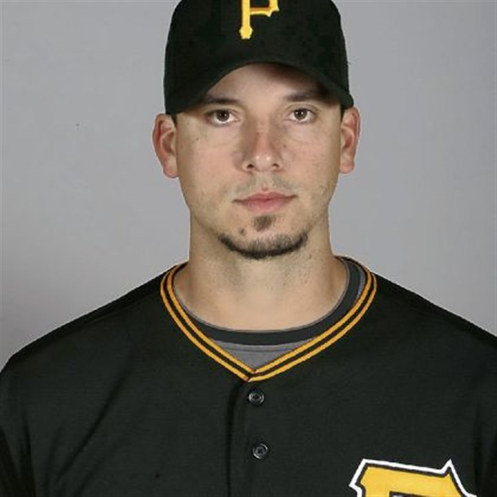 morton Right-handed Pirates starting pitcher Charlie Morton.