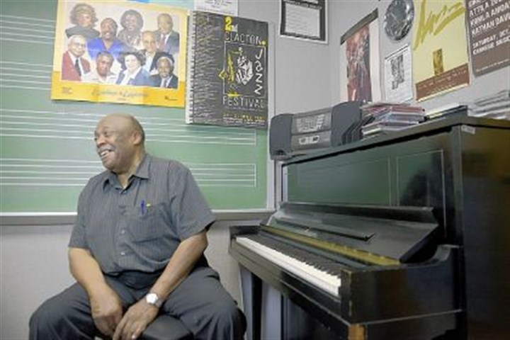 Nathan Davis Nathan Davis, 76, retired last month as head of Pitt's jazz studies program after 44 years with the university.