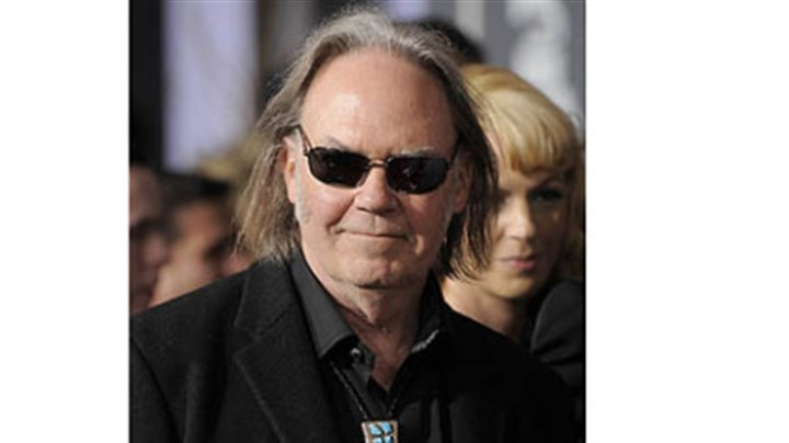 Neil Young Neil Young will perform at the Petersen Events Center Oct. 9.