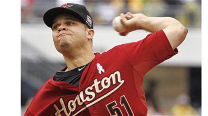 Pirates The Pirates traded for Houston Astros starting pitcher Wandy Rodriguez.