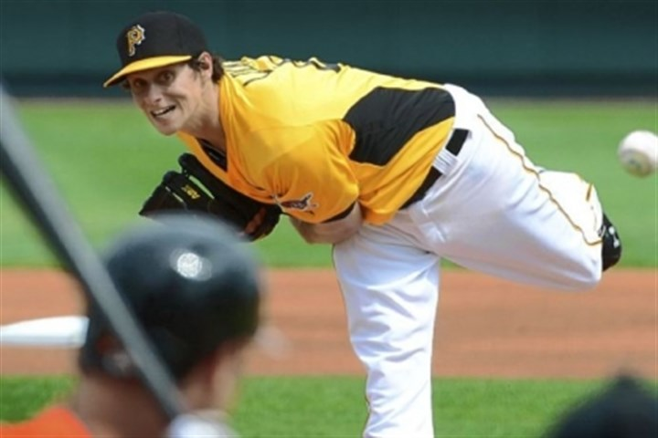 Pirates Left-hander Jeff Locke impressed Pirates management enough with the quality of his pitches this spring to nail the fifth spot in the rotation for the time being.