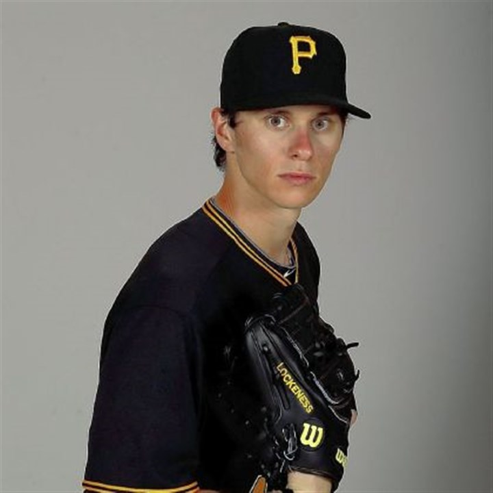 Pitcher Jeff Locke Pitcher Jeff Locke