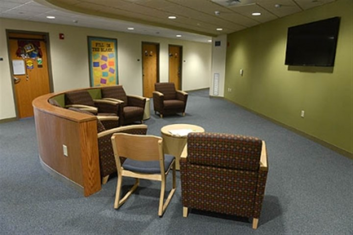 Pitt s new Nordenberg Hall aims to prevent isolation