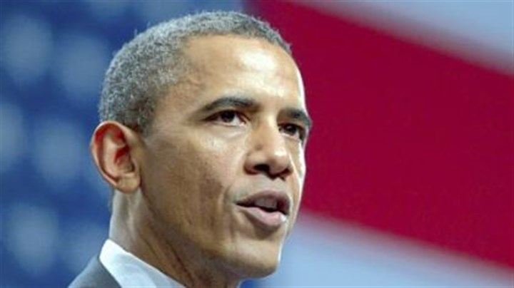 Polls show President Barack Obama has a lead Polls show President Barack Obama has a lead over Republican challenger Mitt Romney in Virginia. Because of its role as a swing state, however, political experts expect the fight for Virginia to go down to the bitter end.