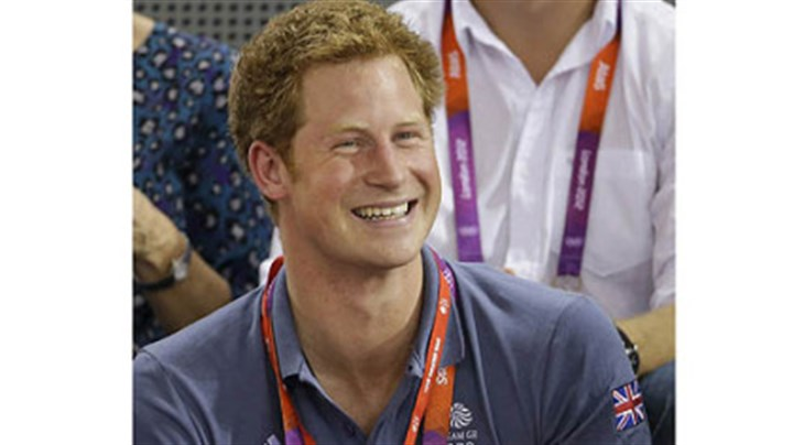Prince Harry Prince Harry -- Handlers are being blamed for embarrassing photos.