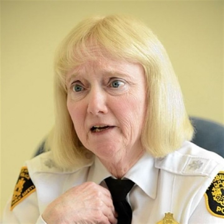 Regina McDonald Acting Pittsburgh Police Chief Regina McDonald