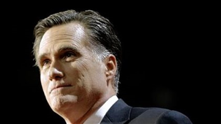 Republican presidential candidate Mitt Romney Republican presidential candidate Mitt Romney