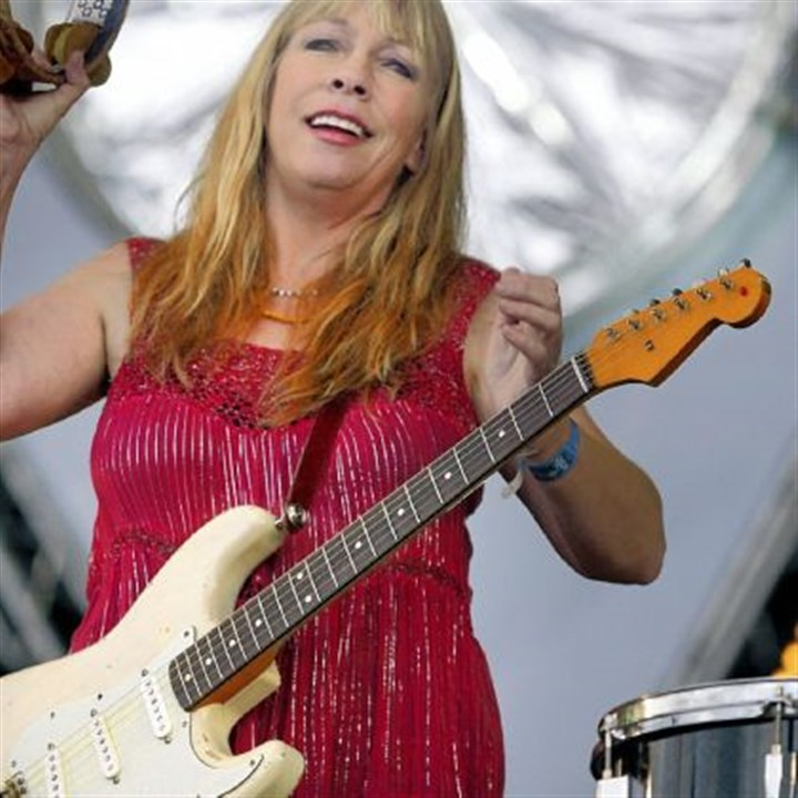 Rickie Lee Jones Rickie Lee Jones will perform a free concert at Hartwood Acres Sunday.