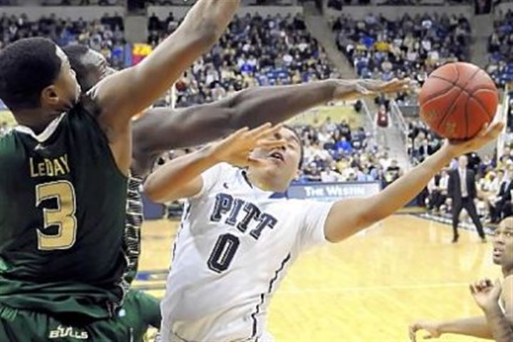 robinson Pitt guard James Robinson is headed to Prague with the United States under-19 team.