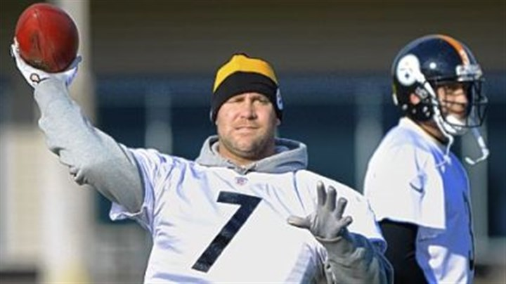 roethlisberger Ben Roethlisberger went through a full practice Wednesday for the first time since he was injured Nov. 12.