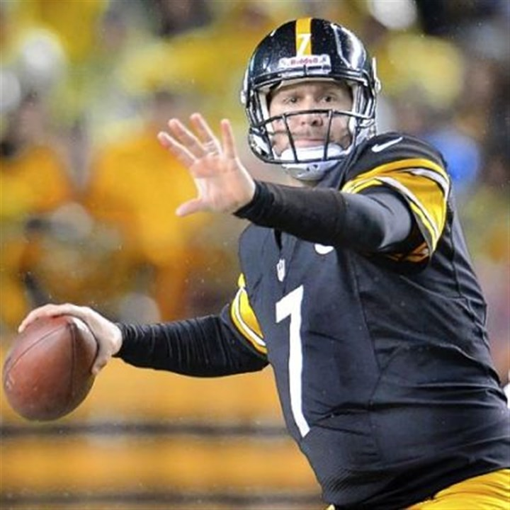 roethlisberger file picture