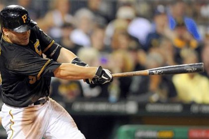 Russell Martin Russell Martin drives in the go-ahead run in a 5-4 comeback win Wednesday.