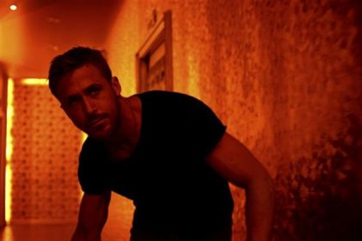 "Ryan Gosling Ryan Gosling in ""Only God Forgives."""