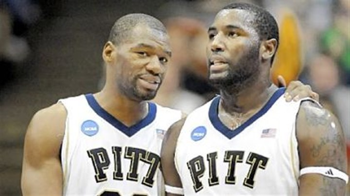 Sam Young and DeJuan Blair Pitt stars Sam Young (No. 23) and DeJuan Blair slipped to the second round of the NBA draft.