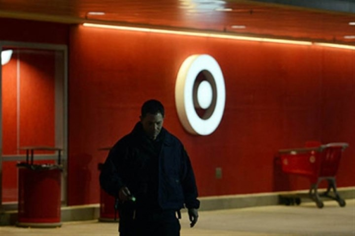 scene Police investigate the scene of a multiple-person stabbing inside of the East Liberty Target.