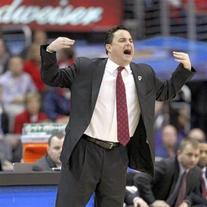 SeanMiller Arizona head coach Sean Miller, a former Pitt great, says current Panthers coach Jamie Dixon is the right man for the job.