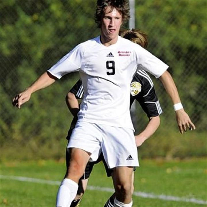 Sewickley Soccer Senior Jake Mulholland is a returning starter and co-captain for Sewickley Academy.
