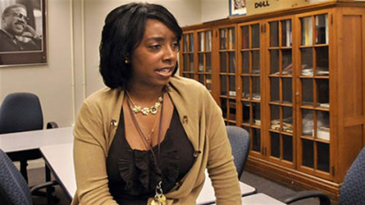 Shemeca Crenshaw Westinghouse principal Dr. Shemeca Crenshaw is leading the school's reorganization after its attempt at single-gender classes.
